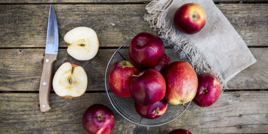 Appel honger