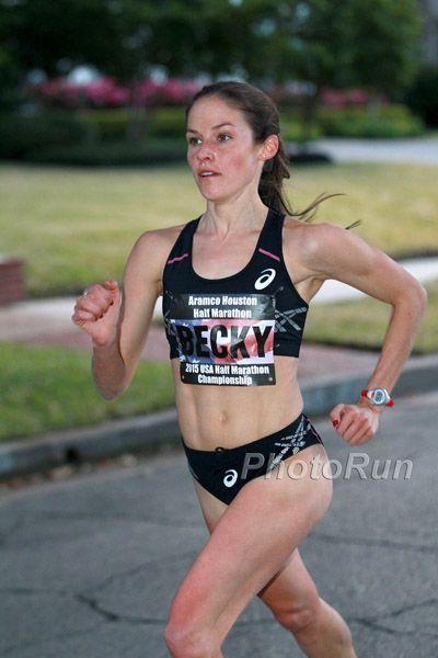 2:30 Marathoner Becky Wade to Write Book About International Running