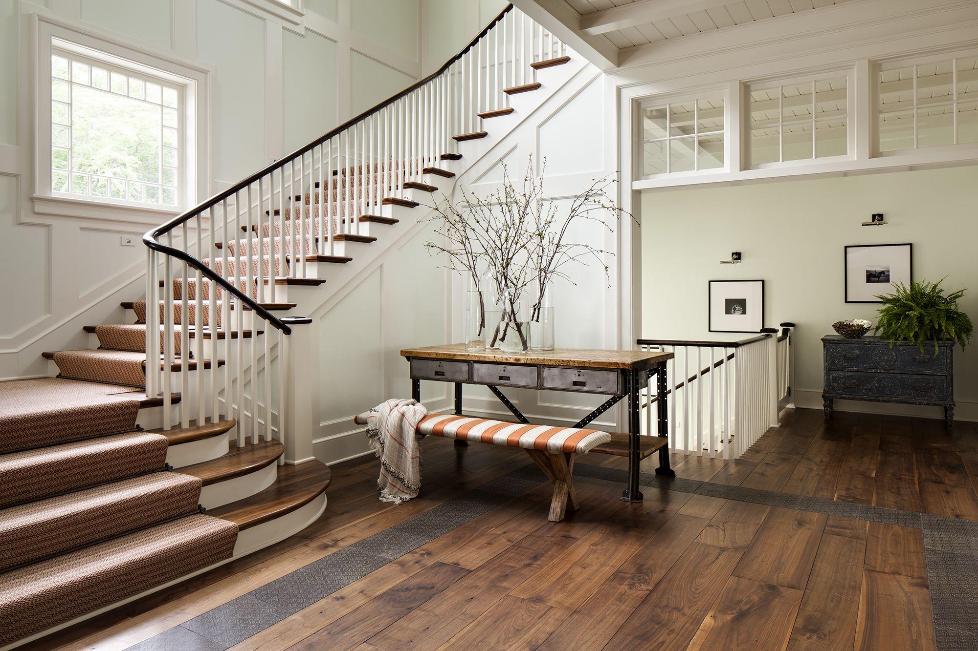 27 stylish staircase decorating ideas how to decorate stairways rh elledecor com