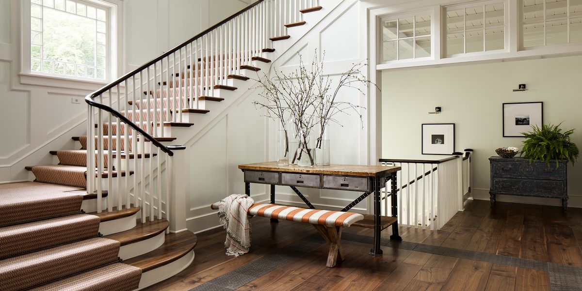 27 Stylish Staircase Decorating Ideas - How to Decorate ...