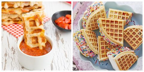 20 of the most delicious things you can make in a waffle iron that waffle iron recipes forumfinder Choice Image