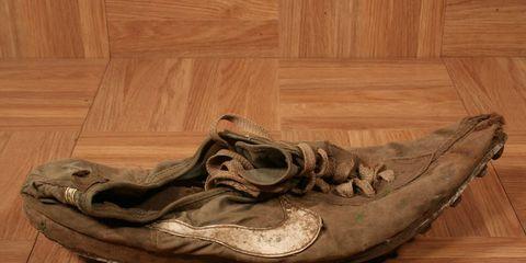 Nike waffle shoe prototype