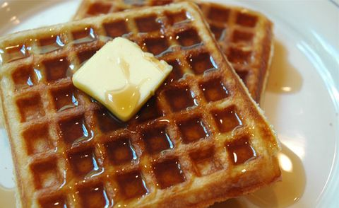 Win Her Heart With Waffles