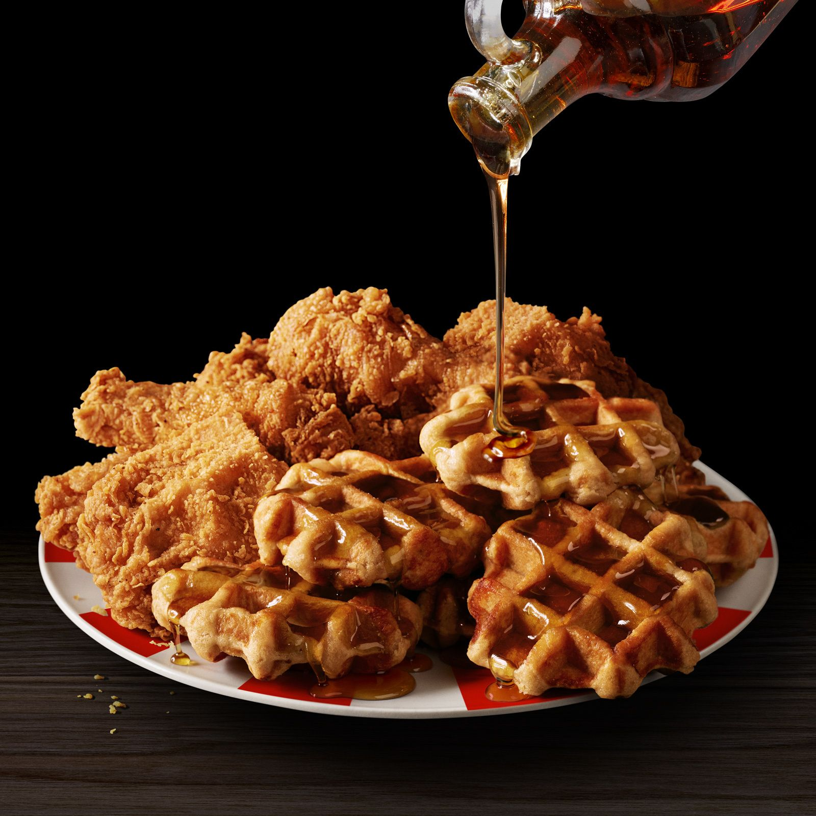 KFC's Chicken And Waffles Are Coming Back After Customers Begged For Their Return