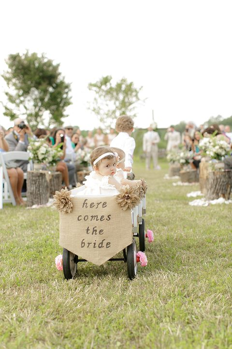 26 Photos That Will Inspire You To Have A Country Wedding
