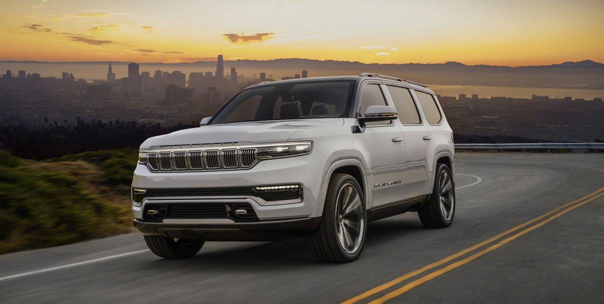 Gallery: 2021 Jeep Grand Wagoneer
