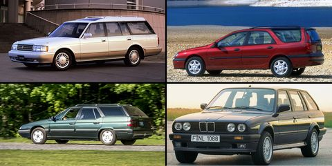 importable station wagons