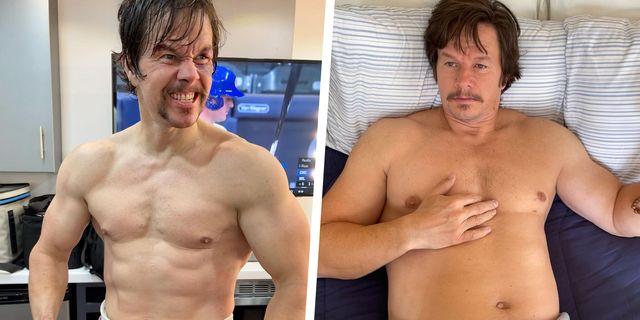 mark wahlberg y la dieta de 11000 calorías para su película