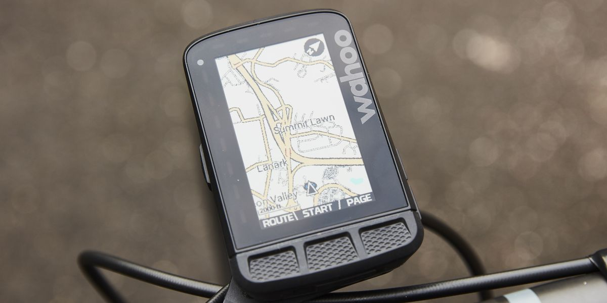 Best Cycling Computer >> Wahoo Elemnt Roam - Best Bike Computers