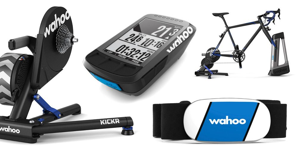 The Best Trainers and GPS Cycling Computers from Wahoo Fitness