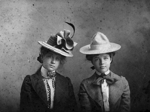 bess wallace and mary paxton