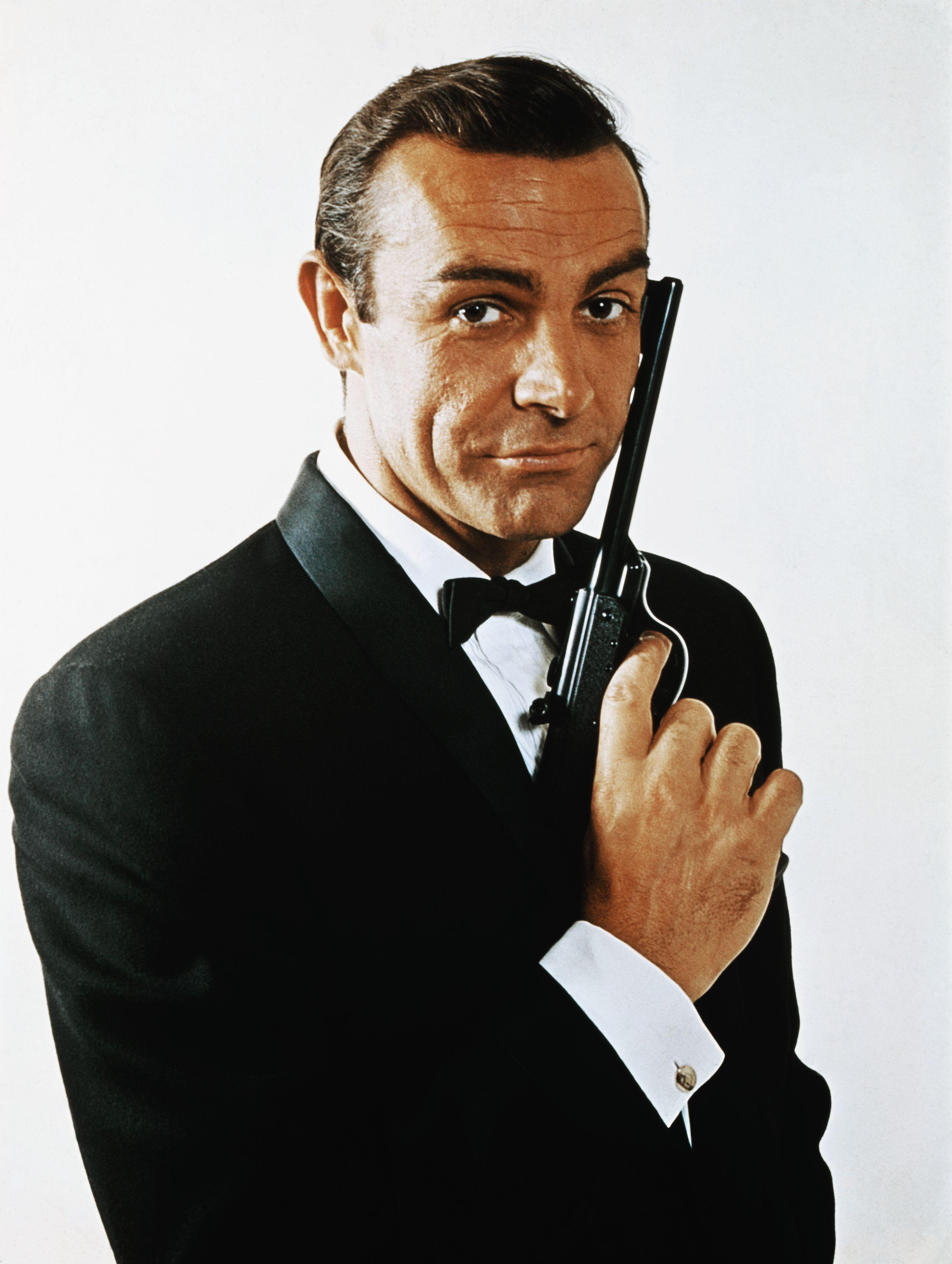 3. Sean Connery