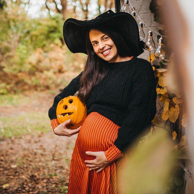 disfraces de halloween para embarazadas divertidos y originales