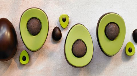 Waitrose's giant chocolate avocado Easter egg is back
