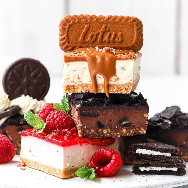 waitrose vegan biscoff cheesecake