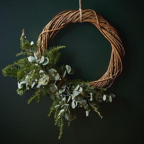 waitrose diy christmas wreath