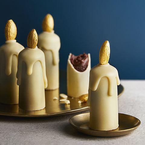 waitrose by heston chocolate candles