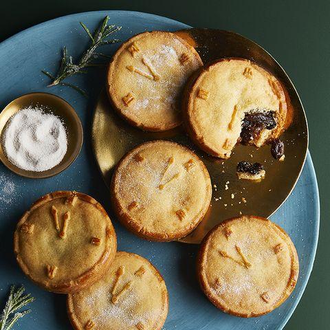 heston by waitrose mince pies