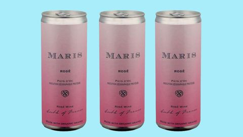 Waitrose rose in a can