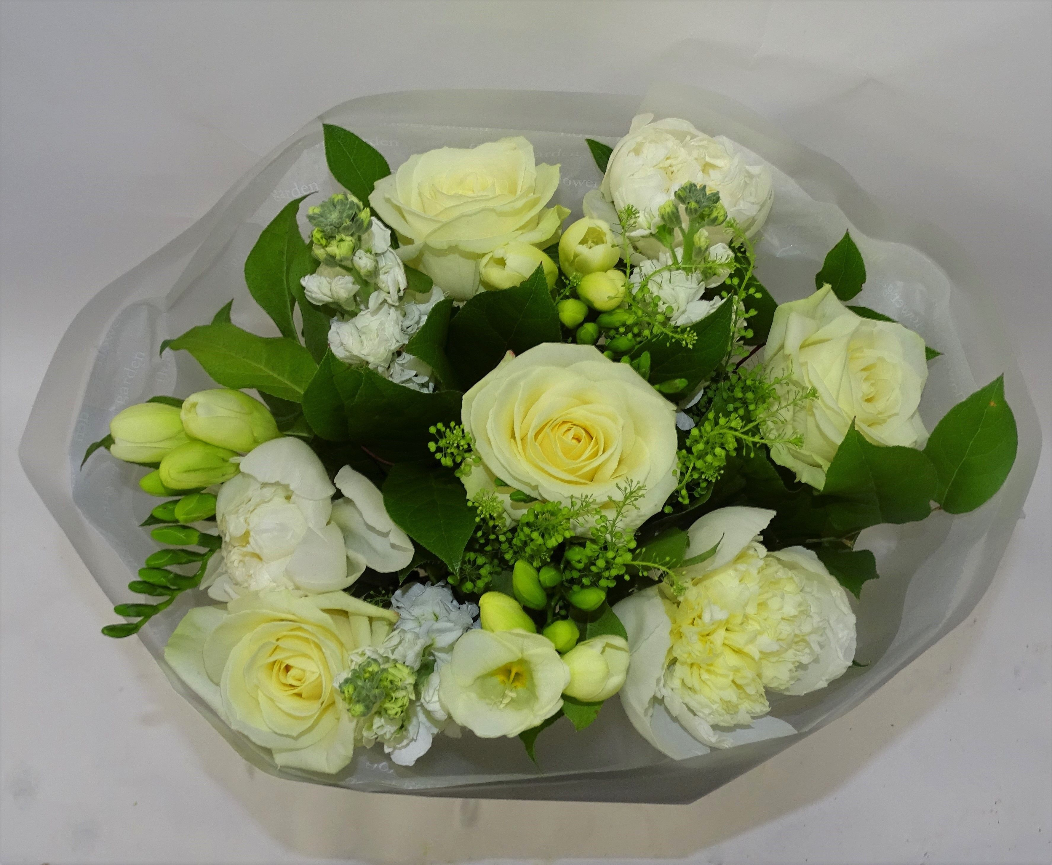 Waitrose Launches Royal Wedding Flower Bouquet Prince Harry And