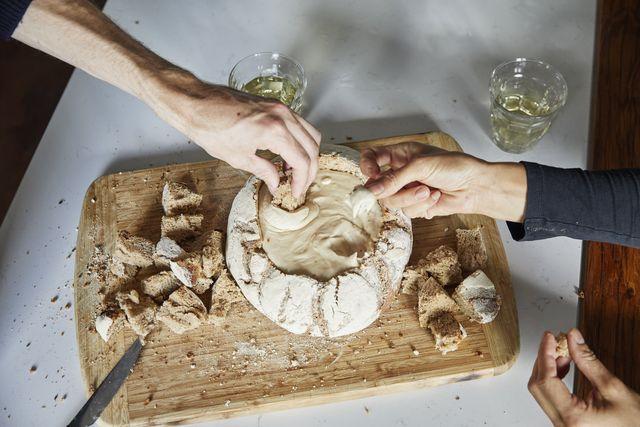 waitrose vegan cheese fondue