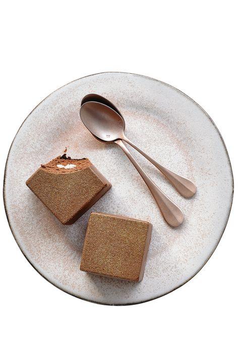 Food, Cuisine, Muscovado, Dish, Ingredient, Tableware, Serveware, Cutlery, Spoon, Semifreddo,
