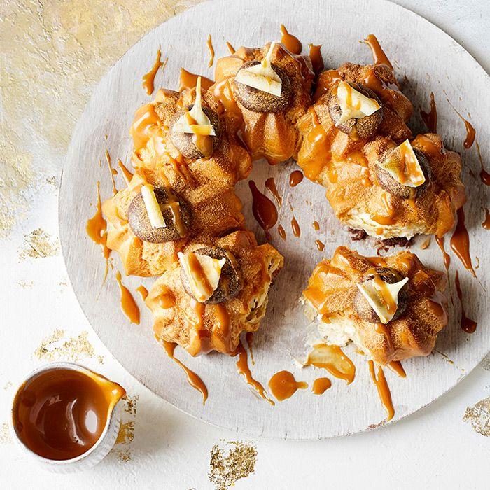 Waitrose unveils its Christmas desserts for the festive season