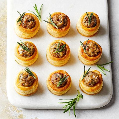 Waitrose Christmas Canapes