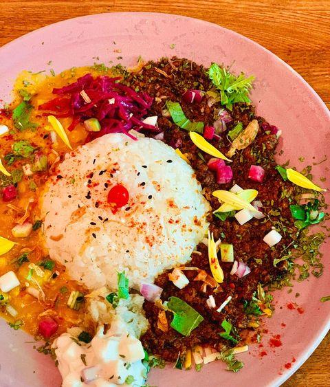 Dish, Food, Cuisine, Ingredient, Produce, Staple food, Recipe, Comfort food, Thai fried rice, Jasmine rice,