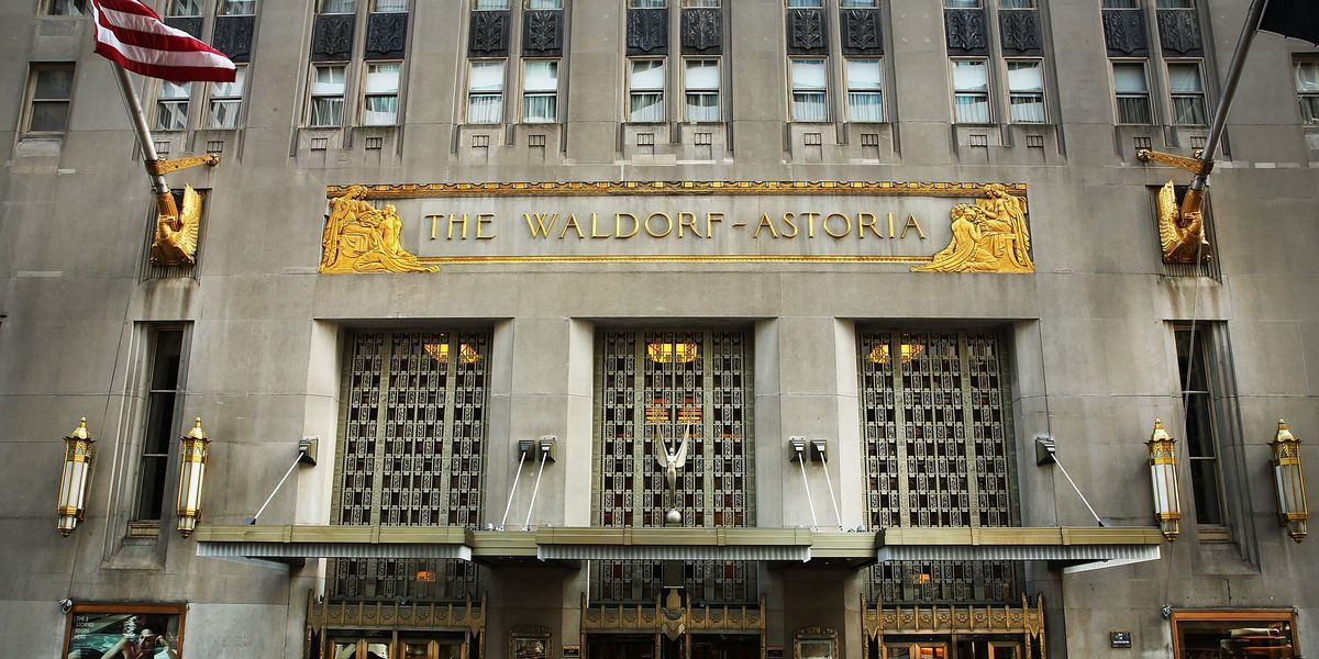 You Can Buy Historic Art Deco Furniture From The Waldorf