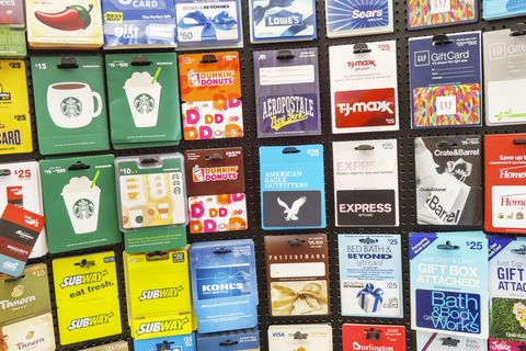 Do Not Throw Away Your Empty Gift Cards After Shopping Here S Why