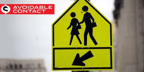 Traffic sign, Sign, Signage, Yellow, Road, Infrastructure, Pedestrian crossing, Pedestrian, Street sign,