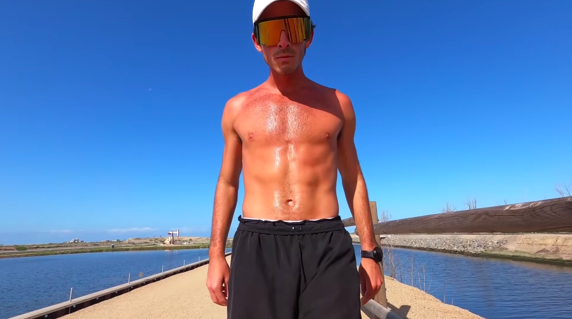 Here's What Taking 100,000 Steps in a Single Day Did to This Distance Runner's Body