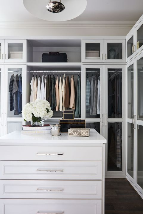 Closet Storage Ideas and Designs