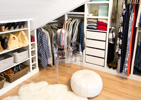 Give Up To Have More Closet E
