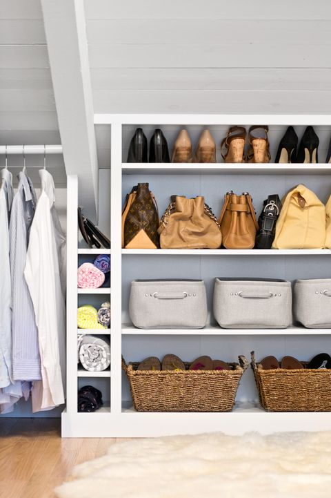 19 Best Small Closet Organization Ideas Storage Tips For Small Closets