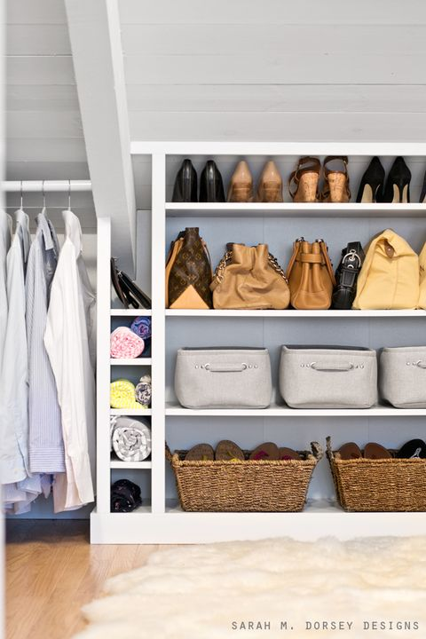 13 Best Small Closet Organization Ideas Storage Tip For