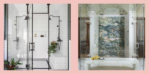 walk in shower ideas