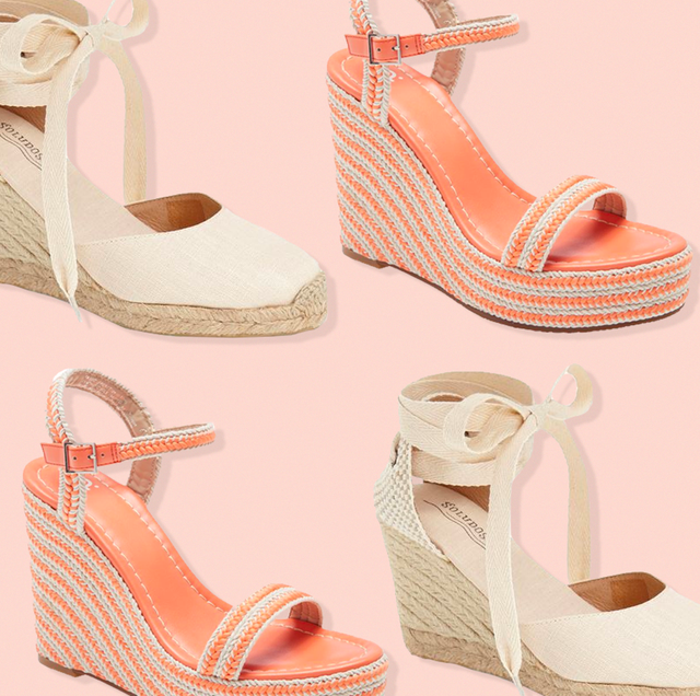 summer comfortable wedges