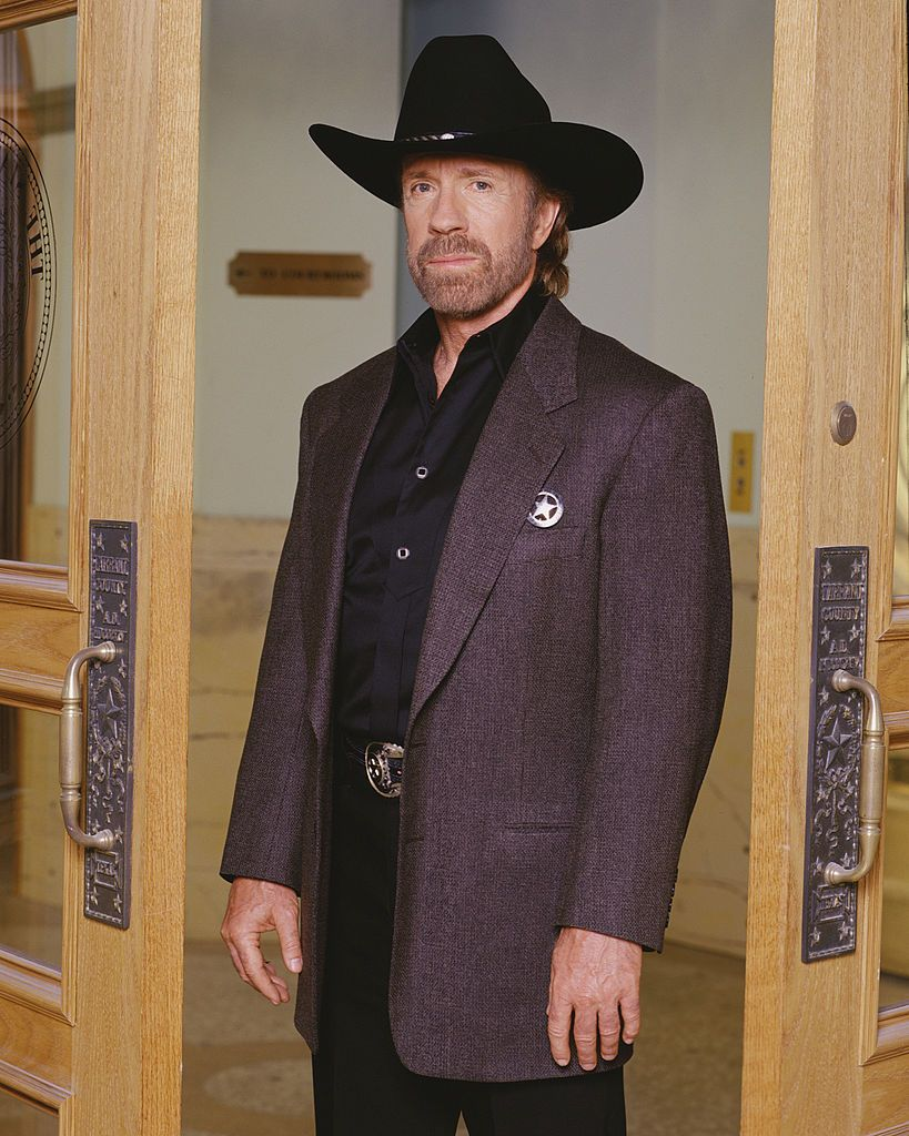 A 'Walker, Texas Ranger' Reboot Is Happening and We're Here for It