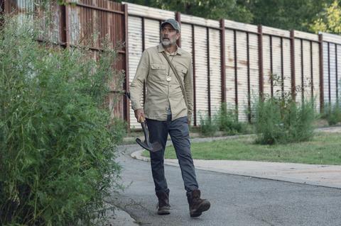 The Walking Dead _ Season 9, Episode 9 -Jeffrey Dean Morgan as Negan