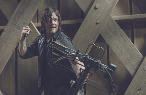 The Walking Dead _ Season 9, Episode 9 - Norman Reedus as Daryl Dixon