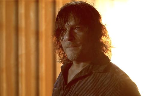 norman reedus as daryl dixon, the walking dead season 11