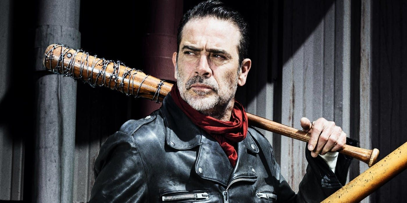 Shrine Adaptacion Cast Jeffrey Dean Morgan TWD