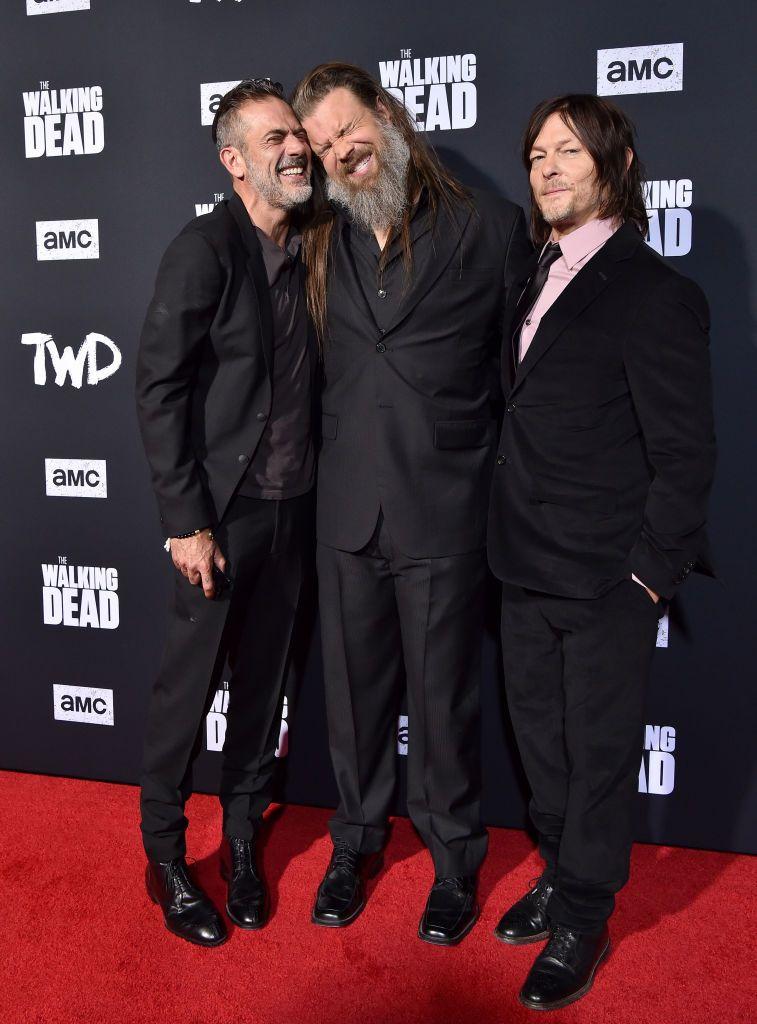 Rick nico felix and dave