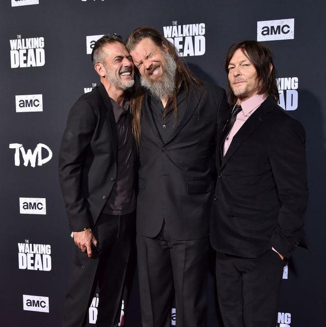 The Walking Dead Fotografias Premiere 10 Amc
