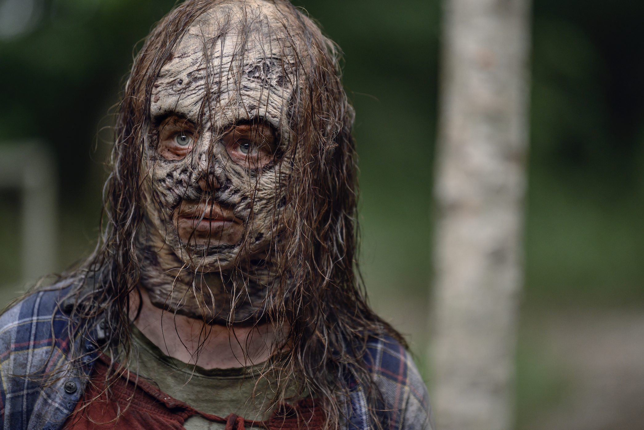 The Walking Dead star speaks out over Gamma's brutal decision