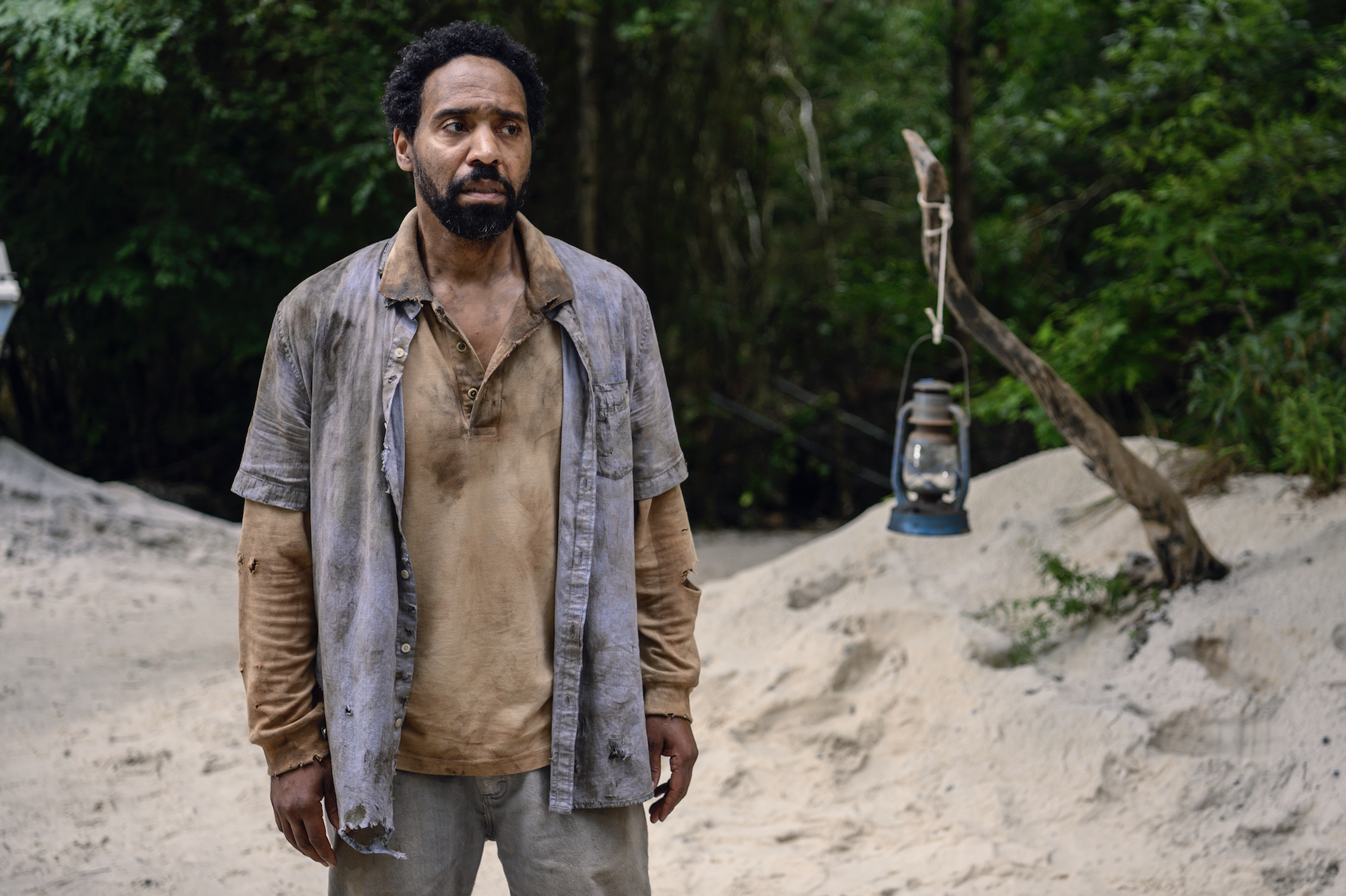 The Walking Dead season 10 unveils first look at new character Virgil