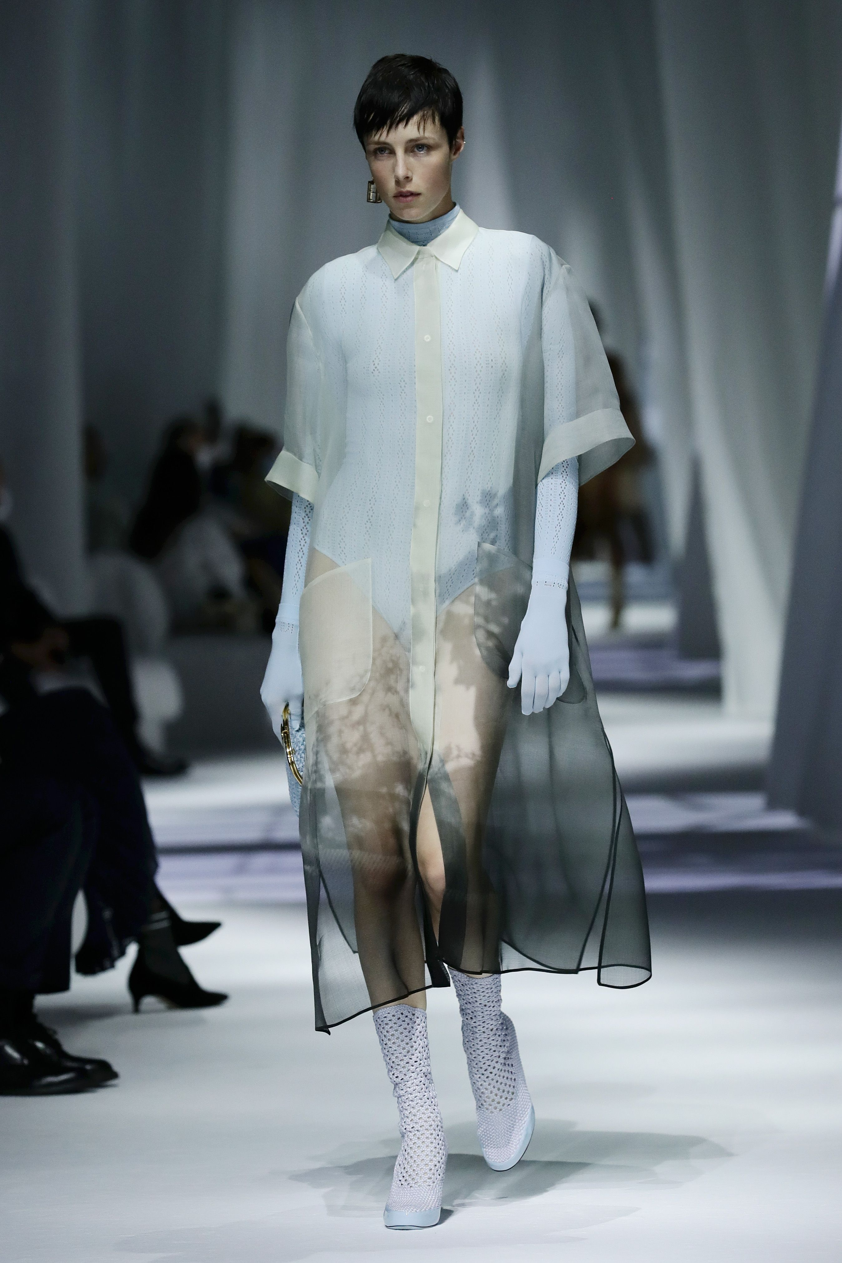 Fendi S/S 8 – Every Look From Fendi Spring/Summer 8