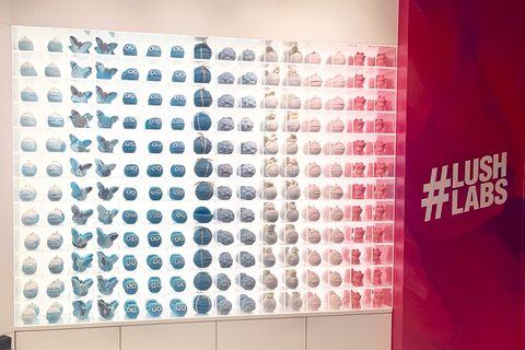 各式造型肥皂牆照